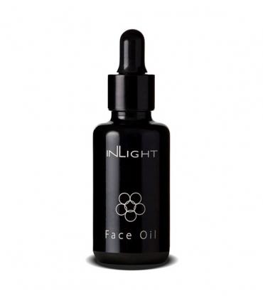Aceite facial orgánico de vainilla y rosa - 30ml
