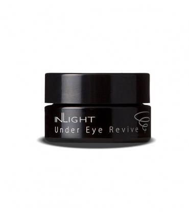 Contorno de ojos orgánico revividor