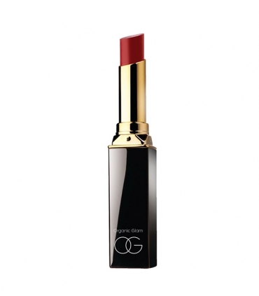 Creamy lipstick red tone