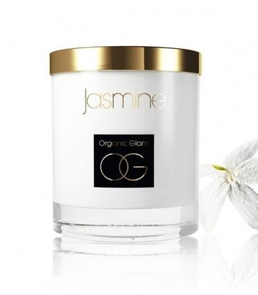 Aromatice jasmin candle