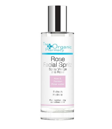Bruma facial de rosas - 100ml