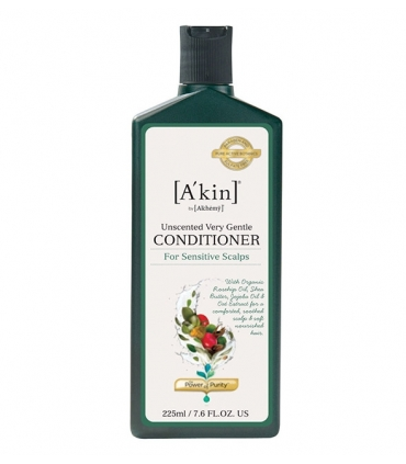 Unscented very gentle conditioner - 225ml