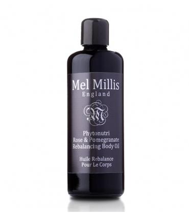 Rose & Pomegranate rebalancing body oil - 100ml