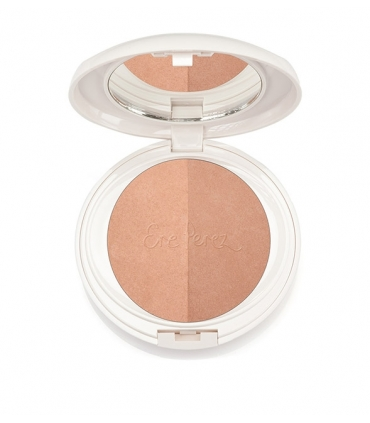 Colorete facial de arroz en tonos terracota - My blush