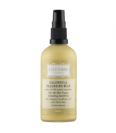 Caléndula cleansing milk