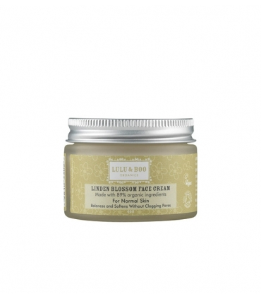 Linden Blossom Face Cream - 40g