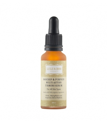 Rosehip & Pumpkin Multi-Action Firming Serum - 30ml
