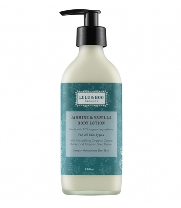 Jasmine & Vanilla Body Lotion - 200ml