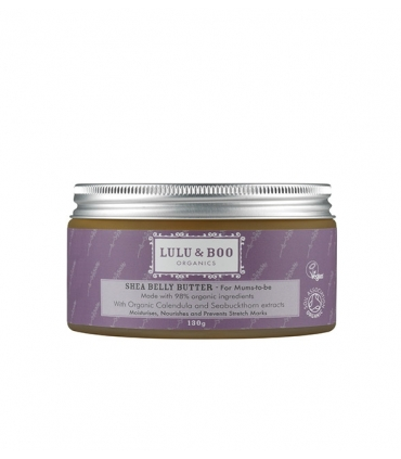 Shea Belly Butter for-mums-to-be - 130g