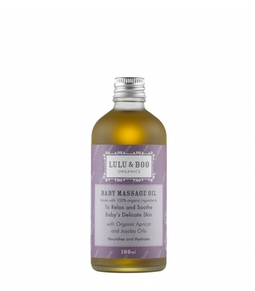 Baby massage oil - 100ml