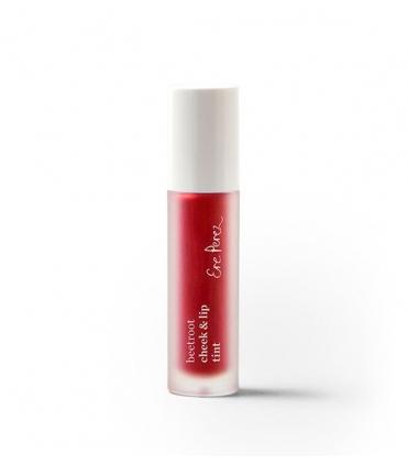 Tinte de labios y mejillas de remolacha - rojo cereza