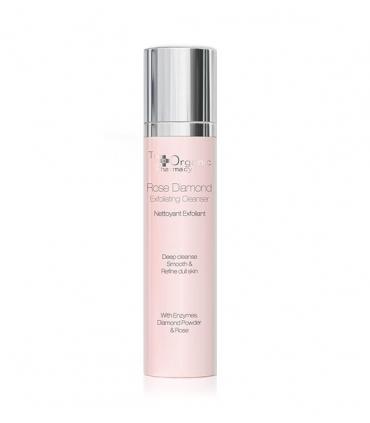 Bálsamo limpiador piel perfecta de rosa y diamante - 120ml