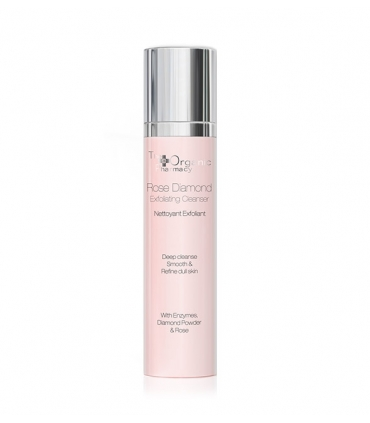 Rose Diamond Exfoliating Cleanser - 120ml