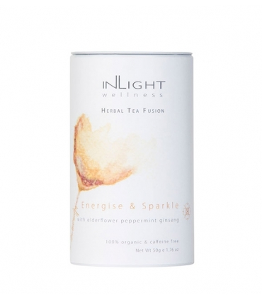 Herbal Tea Fusions Energise & Sparkle - 50g