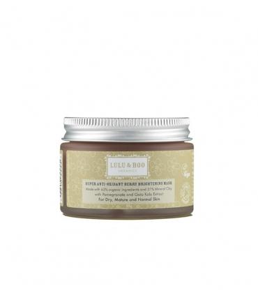 Mascarilla de Bayas Antiedad, Antioxidante e Iluminadora - 30ml