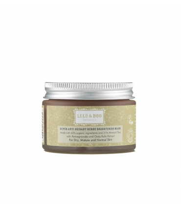 Super anti-oxidant berry brightening mask - 30ml