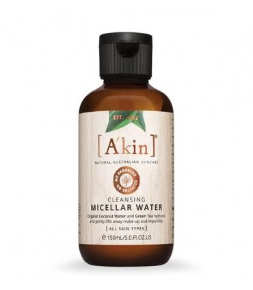 Agua Micelar Limpiadora Orgánica - 150ml