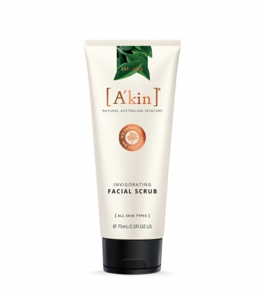 Invigorating Facial Scrub - 75ml