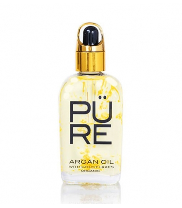 Argan Oil Organic with Gold Flakes - 100ml