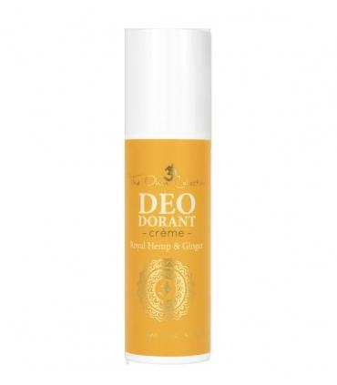 Desodorante en Crema Royal Hemp & Ginger – 50ml