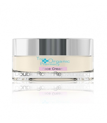 Double rose rejuvenating face cream - 50ml