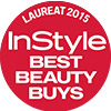 In Style beauty awards logo 2015