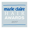 Marie Claire awards 2017 winner logo