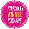 Best mineral blush award