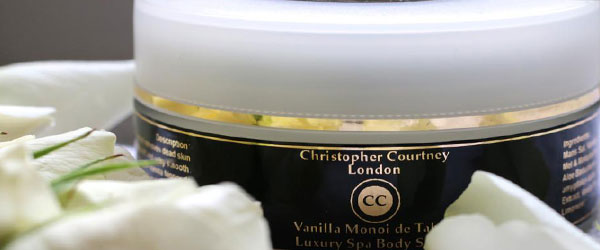 Christopher Courtney crema facial