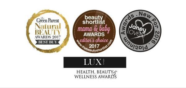 Christopher Courtney skincare award winner